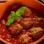 Ćufte u sosu od paradajza