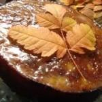 Kolač od jabuka sa sosom