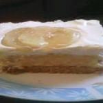 Krem torta sa jabukama