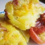 Pečena paprika sa krompirom