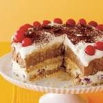 rum-cafe torta