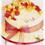 Torta od sezonskog voća